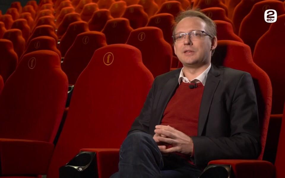 Just Filmi tegevjuht Mikk Granström