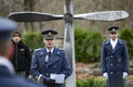 Õhuvägi tähistas 101. aastapäeva lendurite mälestusmärgi pühitsemisega.