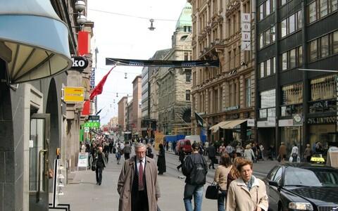 25 ноября из-за забастовки солидарности в регионе Хельсинки может остановиться движение автобусов. Иллюстративная фотография.
