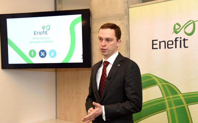 Руководивший компанией Enefit SIA на протяжении 11 лет Янис Бетерс уволен.