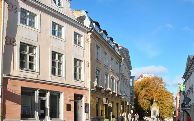 Таллиннский русский музей.