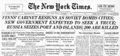 The New York TImes 1.12.1939