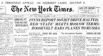 The New York Times 3.12.1939