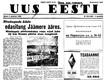 Uus Eesti 8.12.1939