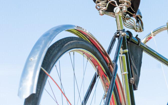 В числе прочего воров привлек велосипед. Иллюстративная фотография.
