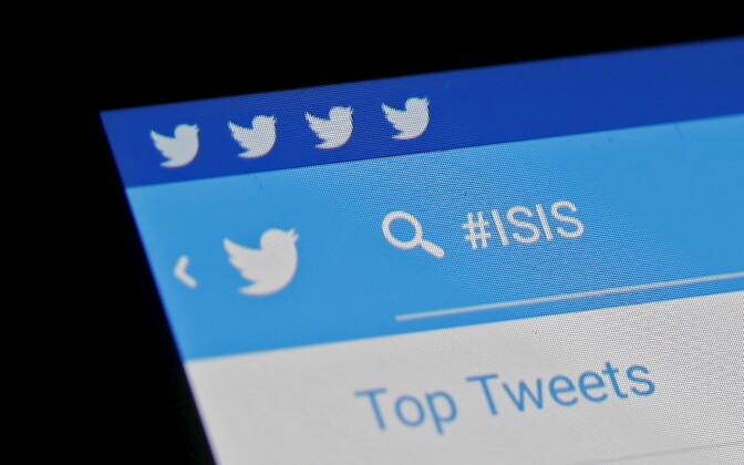 ISIS-e teemaviide Twitteris.