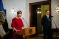 Президент Керсти Кальюлайд подписала отставку министра Марта Ярвика.