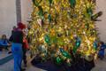 Niguliste kiriku 2019. aasta jõulupuu.