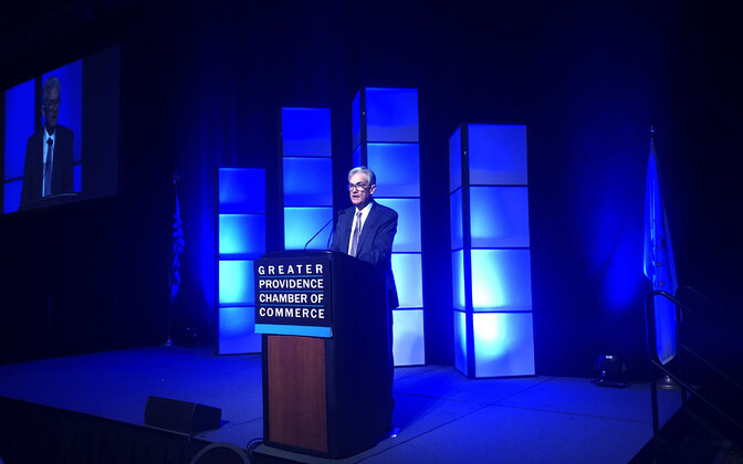 USA keskpanga president Jerome Powell.