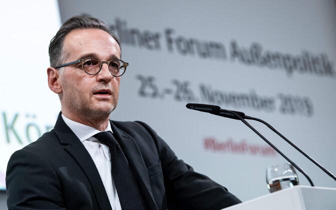 Saksa välisminister Heiko Maas.