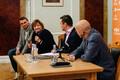 23. Pimedate Ööde filmifestivali Elutööpreemia laureaadi, Vene režissööri ja lavastaja Andrei Kontšalovski pressikonverents
