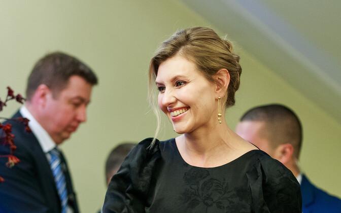 Елена Зеленская.