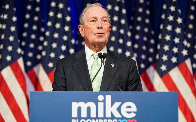 Michael Bloomberg Virginias.