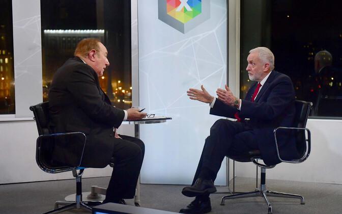 Jeremy Corbyn Andrew Neili saates.