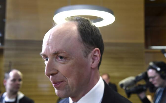 Põlissoomlaste esimees Jussi Halla-aho.