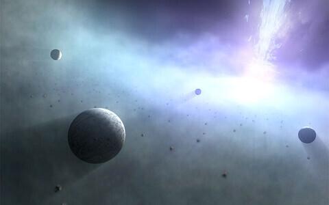 Kümne valgusaasta raadiuses võib suure musta augu ümber tiirelda lausa kümneid tuhandeid planeete, mis on vähemalt kümme korda suurema massiga kui Maa.