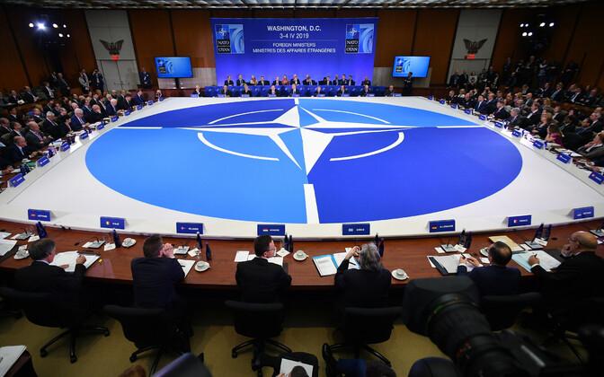 NATO välisministrite kohtumine Washingtonis 2019. aasta aprillis.