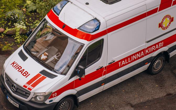 Машина скорой помощи. Иллюстративное фото.
