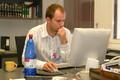 Uudistetoimetuse juhataja Andres Kuusk 2004