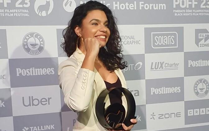 Алину Сербан признали лучшей актрисой.
