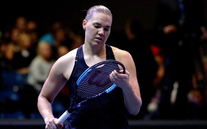 Кайа Канепи выиграла очередной турнир под эгидой ITF.
