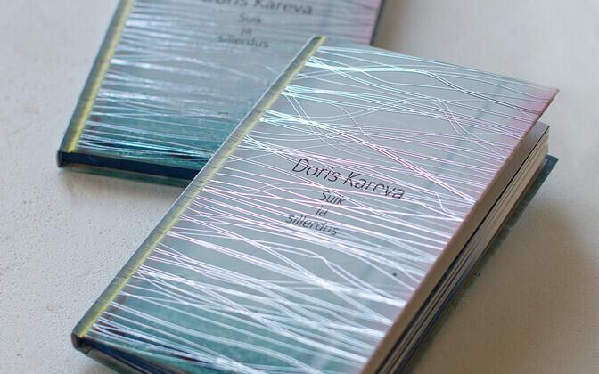 Doris Kareva esitleb kaht uut raamatut.