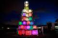 Рождественское дерево в Виймси.