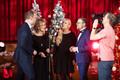 Teletöötajad salvestasid jõululaulu