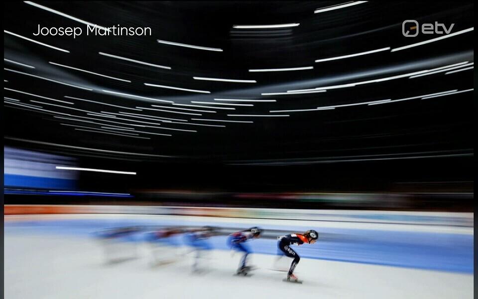 Joosep Martinsoni tabamus, mille CNN valis aasta parimate spordifotode sekka