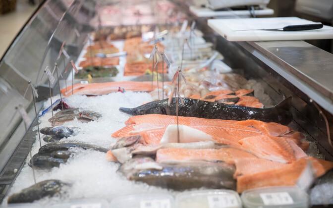 A fish counter.