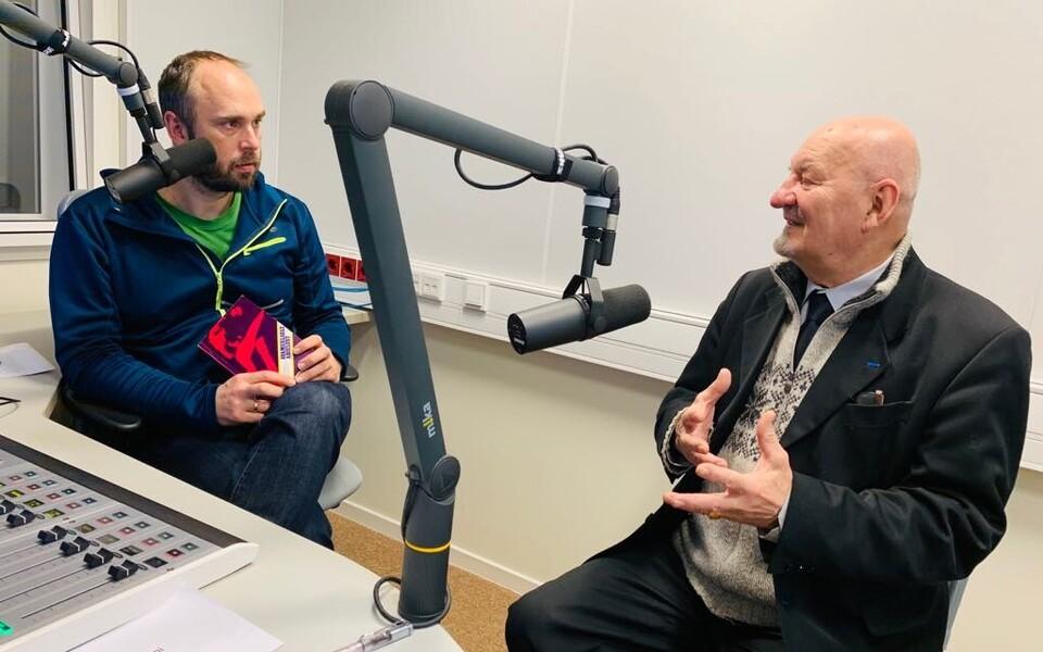 Sten Teppan ja Arvo Haug