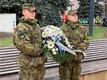 Вируский пехотный батальон отметил 102-летнюю годовщину.
