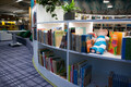 Viimsi uus raamatukogu avas uksed.