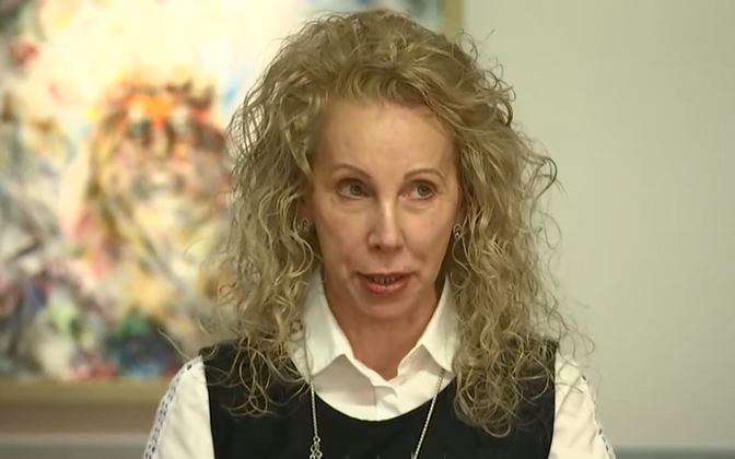 Former finance ministry adviser Kersti Kracht.
