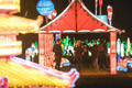 The Lantern Festival at Tallinn Song Festival grounds.