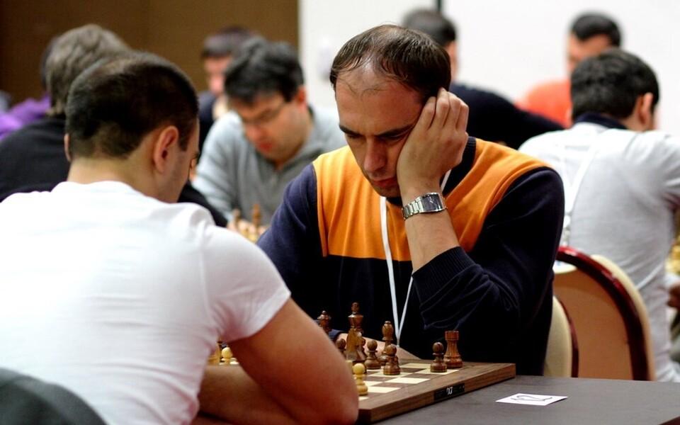 Kaido Külaots 2016. aasta välkmale Euroopa meistrivõistlustel