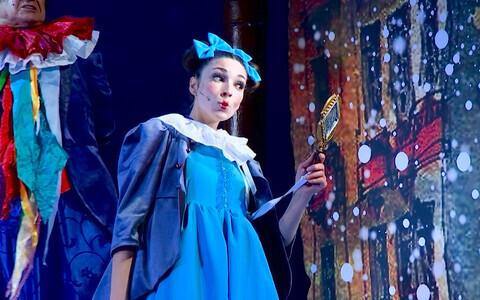 В Русском театре готовится премьера детского спектакля «Волшебная ночь, или Когда оживают игрушки».