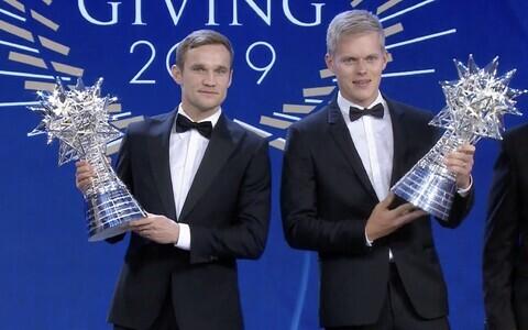 Martin Järveoja ja Ott Tänak