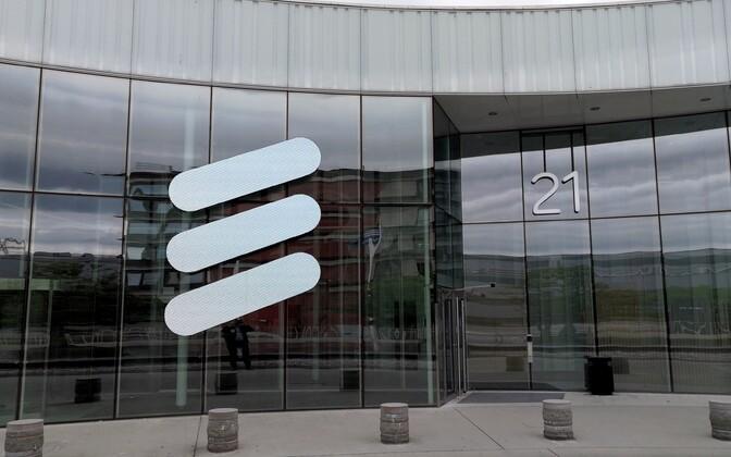 Ericssoni peakontor Stockholmis.