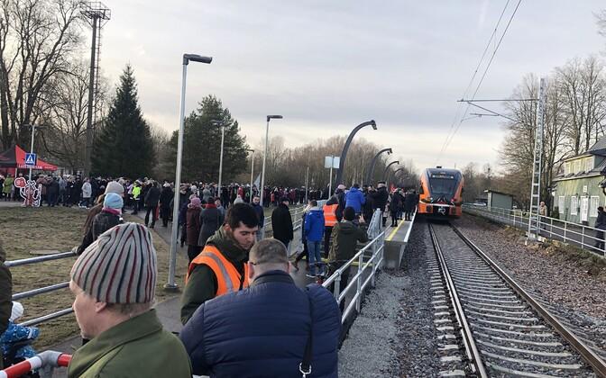 Rongi saabumine Turbasse