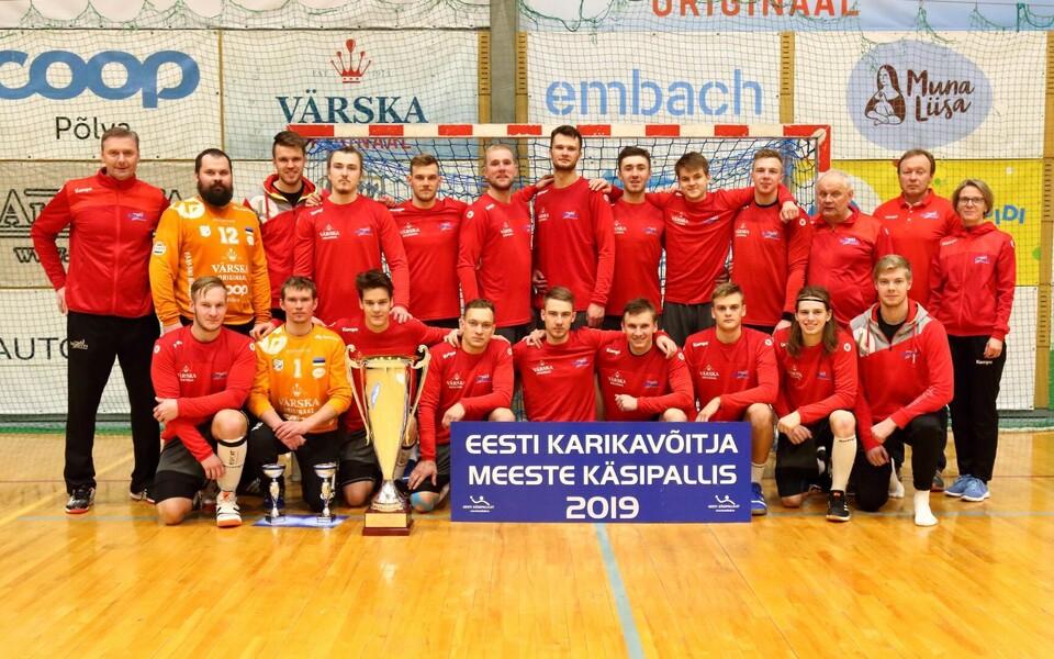 Põlva Serviti – 2019. aasta Eesti karikavõitja