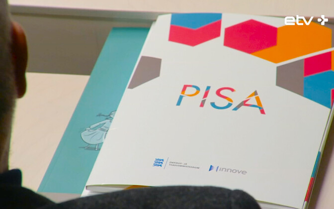 Estonian schoolchildren finished top in Europe in the latest PISA scores. Now moves are being made to market educational products internationally.