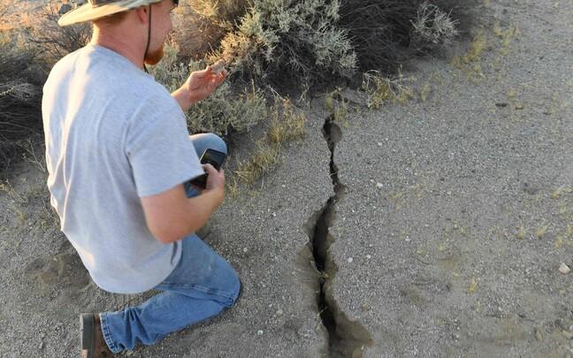 Kasutatud tehnika avab võimaluse maavärinate seiramiseks.