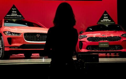 """Elektriilise Jaguari tootjad juhindusid """"Tähtede Sõja"""" filmidest tuntud droonide lendamise helipildist."""