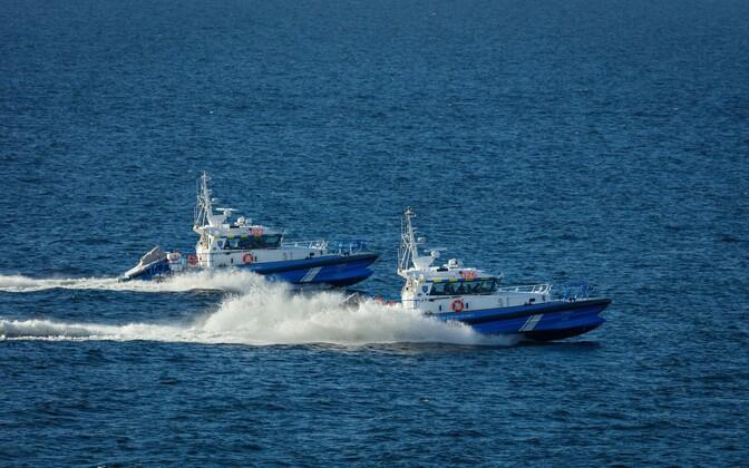 Аналогичные катера использует Департамент полиции и погранохраны.