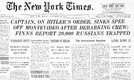 The New York Times 18.12.1939