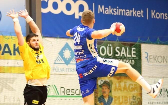 Markus Viitkar ja Vladislav Naumenko kohtusid laupäeval karikavõistluste poolfinaalis. Kolmapäeval ootab ees HC Tallinna ja HC Kehra/Horizon Pulp&Paperi mäng meistriliigas