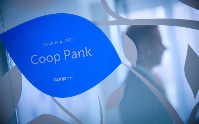 Trading in Coop Pank shares began on Dec. 10.