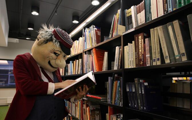 TTÜ raamatukogu.