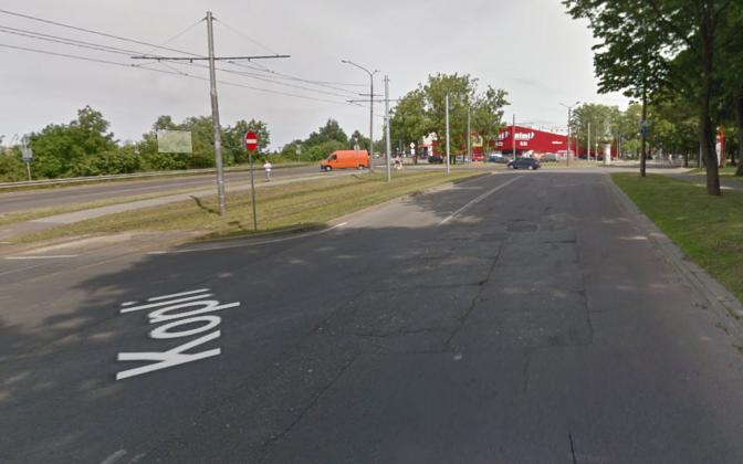 До конца года на перекрестке будет изменена организация дорожного движения.